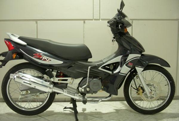 SPIKE 125