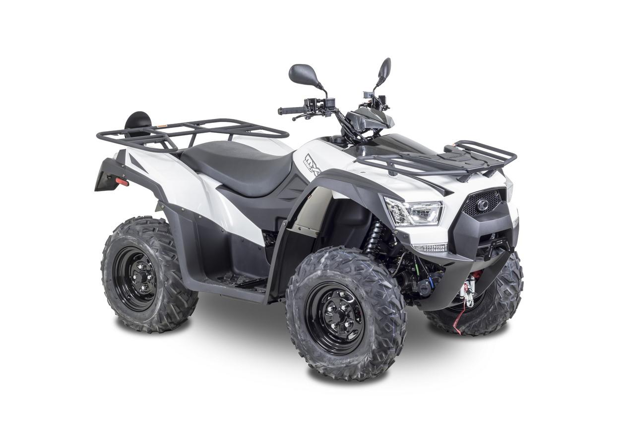 MXU 550i (4X4 / IRS) E4