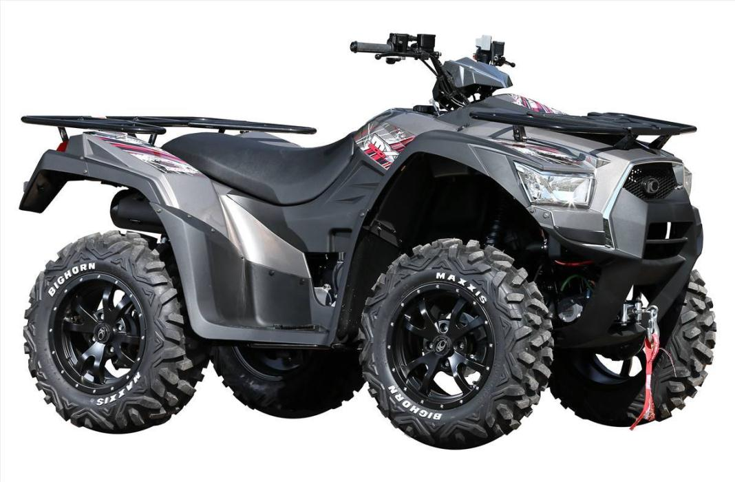 MXU 500 IRS (4X4)